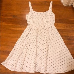 Marc by Marc Jacobs polka dot sun dress